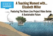 A Teaching Moment with Liz Miller (Featuring the Shore Line Project)
