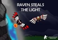 Raven Steals the Light: Legendary Myths - Raven Adventures Series