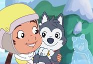 Les Olympiades des Neiges: Théo le loup séries