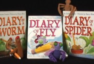 Diary Collection (Diary of a Worm; Diary of a Spider; Diary of a Fly)