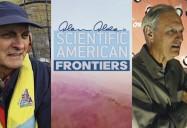 Alan Alda in Scientific American Frontiers: Voyage to the Galapagos